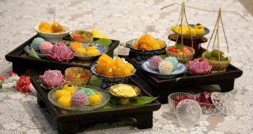 ขนมไทย ของหวานไทย เรื่องราวและวิธีการทำขนมของไทยสูตรโบราณ