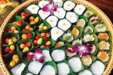 ของว่างไทย ขนมของไทย กับขนมหลากหลายชนิดของไทย